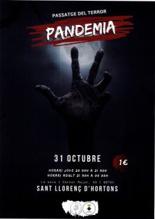 cartell pandemia